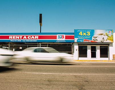 123 Rent A Car