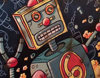 ROBOTS NEW