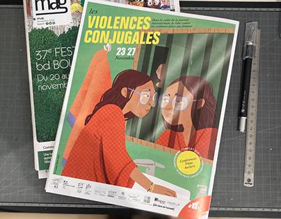 contre les violences conjugales