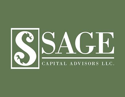 Sage Capital Advisors Branding and Identity