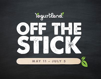 Yogurtland - Off The Stick