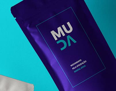 MUDA - Branding