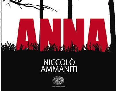 """Progetto libro """"Anna"""" di NIccolo' Ammaniti"""