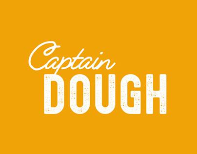 CAPTAIN DOUGH BRANDING