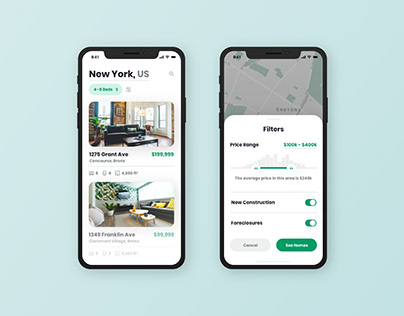 Real Estate App - Part 2