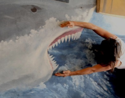 DANCING WITH THE SHARKS / Dance Workshop