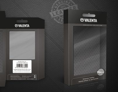 Valenta - Harrods Phone case Packaging