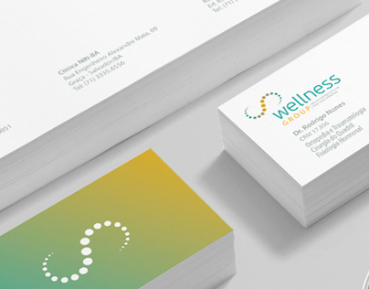 Wellness Group - Brand Identity and Website