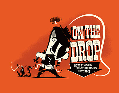 On The Drop Branding