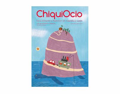 Cover Chiquiocio (Magazine illustration)