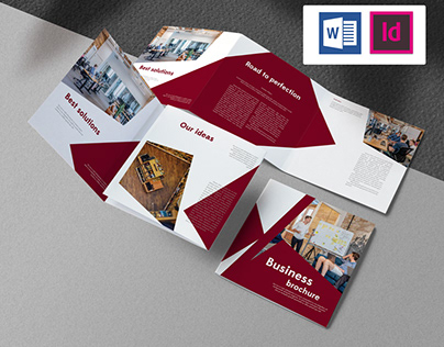 Red Square Brochure