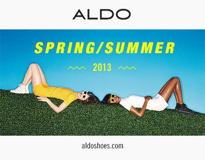 Aldo Spring Summer 2013