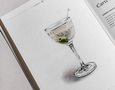 Classics Perfected cocktails. Part 1
