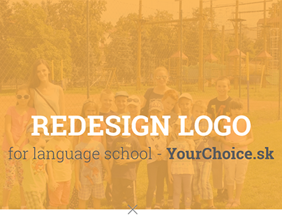 Redesign logo for language School - YourChoice.sk
