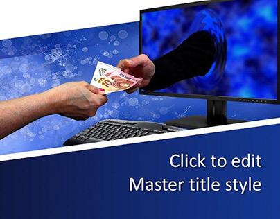 Free E-commerce PPT Presentation Template
