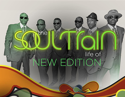 new edition soul train life