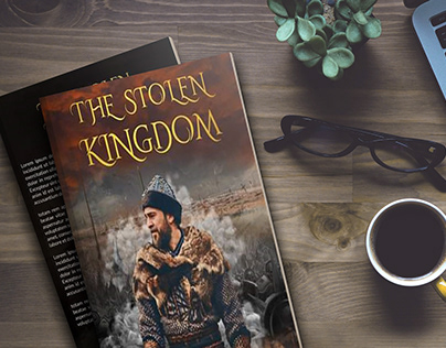 Book cover designs made for eBooks and printed books