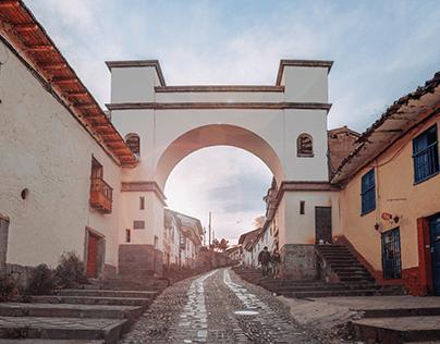 Centro historico - Retoque fotografico