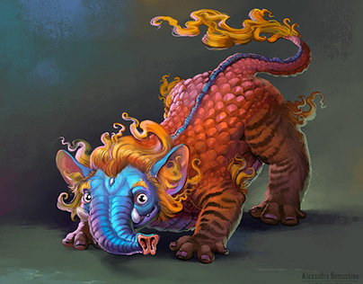 Far-eastern bestiary