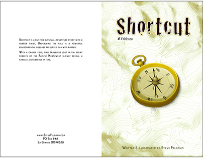 Shortcut - Graphic Novel