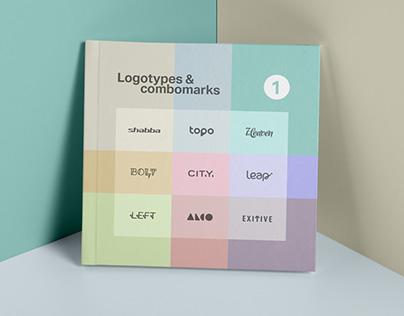 Logotypes&combomarks vol.1