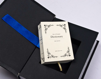 NOT A FORMAL DICTIONARY: Meaningless
