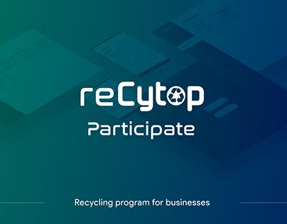 ReCytop Participate | Product Development