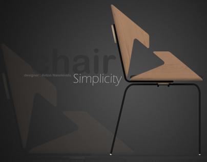 Simplicity chair