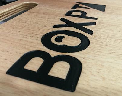 BoxPT Balance Board
