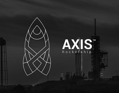 AXIS Logo & Brand identity design