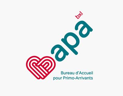 BAPA BXL - Branding Identity