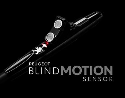 Peugeot - BlindMotionSensor