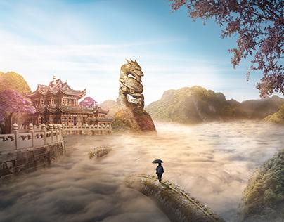 The Dragon Temple