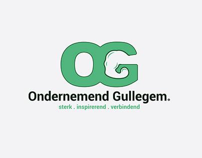 Ondernemend Gullegem - Logo