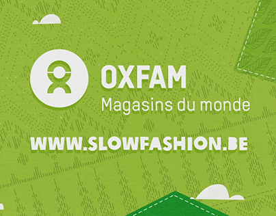Slow Fashion - Oxfam Magasins du Monde
