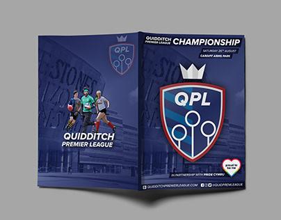 QPL Championship Booklet