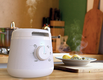 VULKAN I Food steamer.