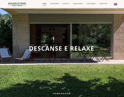 WebSite - Douro Nature GuestHouse