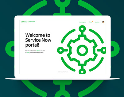 Veeam Service Now Portal