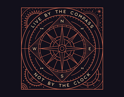 Live By The Compass