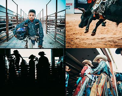 Mini Bull Rodeo