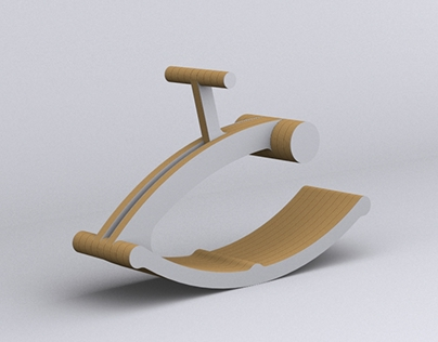 CNC plywood toys for Proyecto Número