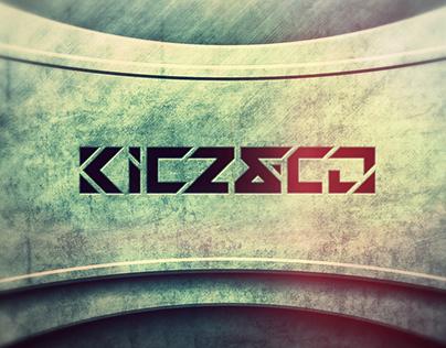 KICZ&CO responsive webpage and logo design