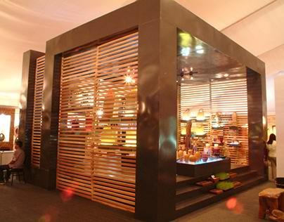 Product design, Exhibition design, CARAGA Project