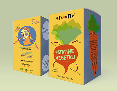 Subscription-Box Package Design
