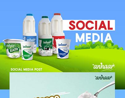 Anhaar milk