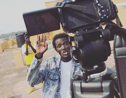 DME YOUNG KING music Video Shoot