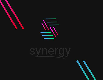 Synergy. Landing page