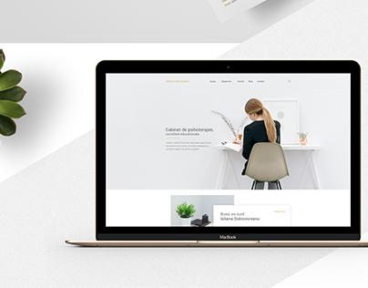 Iuliana Dobroviceanu - Branding/website