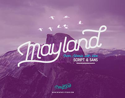 Mayland Font Duo
